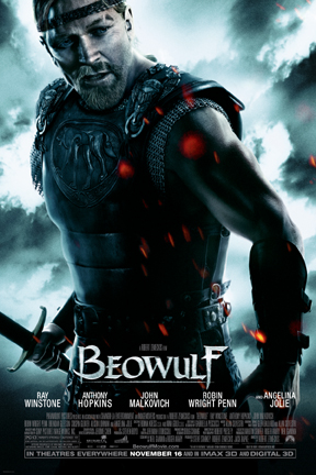 poster for Beowulf