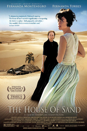 poster for The House of Sand