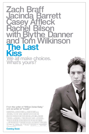 poster for The Last Kiss
