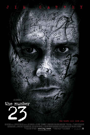 poster for The Number 23