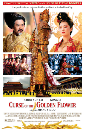 poster for Curse of the Golden Flower