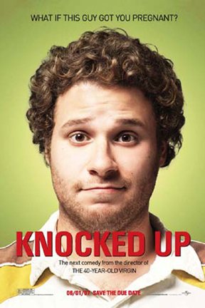 poster for Knocked Up