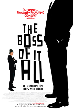 poster for The Boss of It All