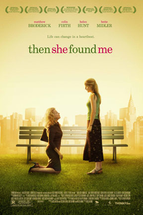 poster for Then She Found Me