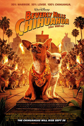 poster for Beverly Hills Chihuahua