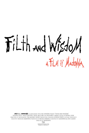poster for Filth and Wisdom
