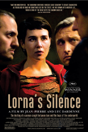 poster for Lorna's Silence