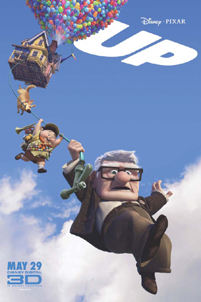 poster for Up 3D
