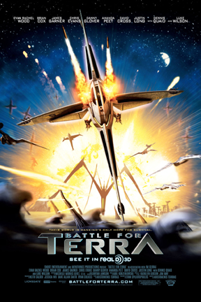 poster for Battle for Terra