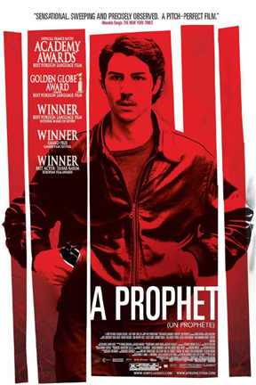 poster for A Prophet