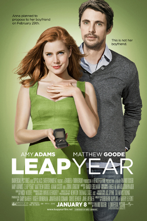 poster for Leap Year