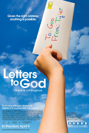 poster for Letters to God
