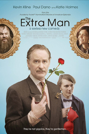 poster for The Extra Man