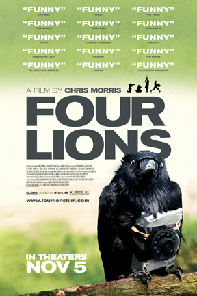 poster for Four Lions