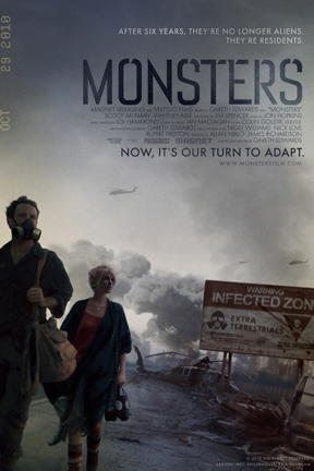 poster for Monsters
