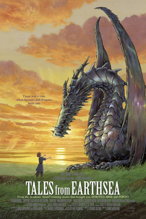 poster for Tales From Earthsea