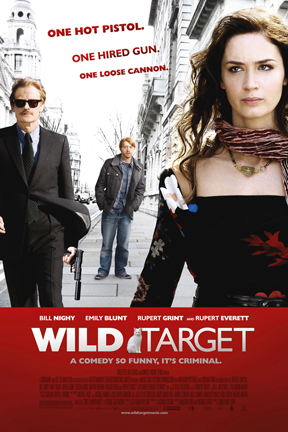 poster for Wild Target