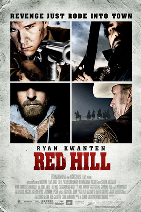 poster for Red Hill