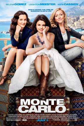 poster for Monte Carlo