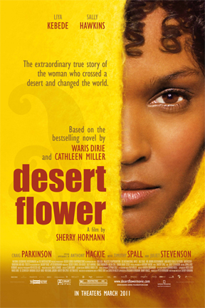 poster for Desert Flower
