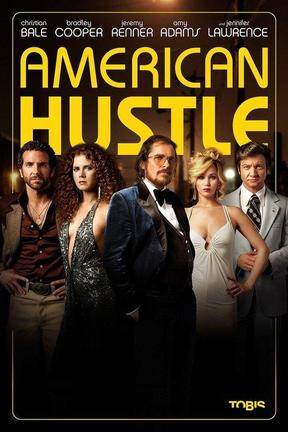 poster for American Hustle