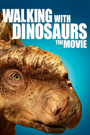 poster for Walking With Dinosaurs
