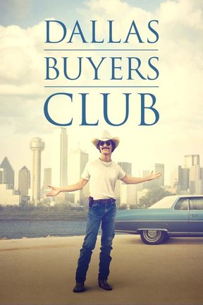 poster for Dallas Buyers Club
