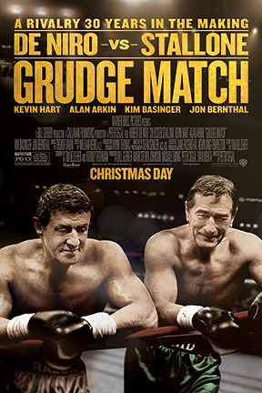 poster for Grudge Match