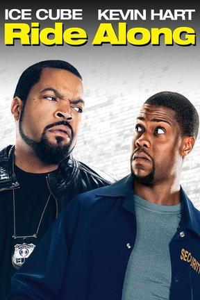poster for Ride Along