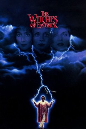 poster for The Witches of Eastwick