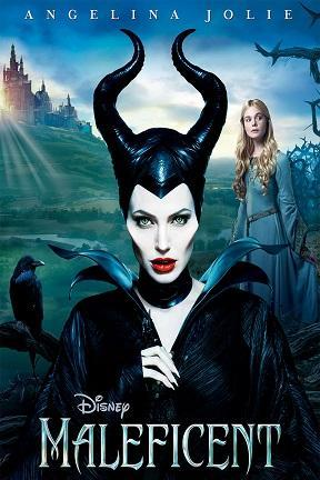 poster for Maleficent