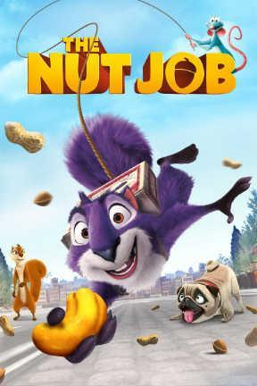 poster for The Nut Job