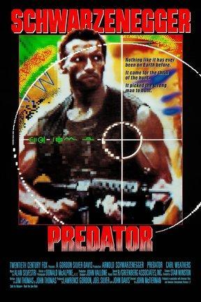 poster for Predator
