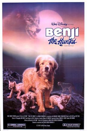poster for Benji the Hunted