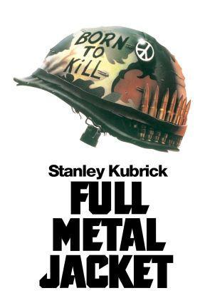 poster for Full Metal Jacket