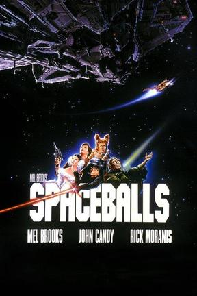 poster for Spaceballs