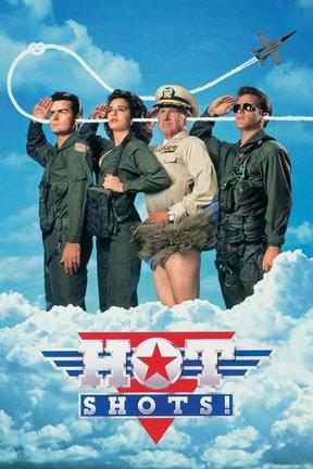 poster for Hot Shots!