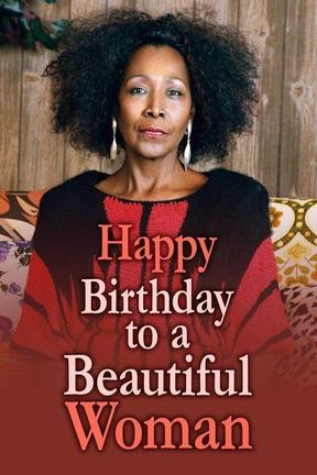 poster for Happy Birthday to a Beautiful Woman: A Portrait of My Mother