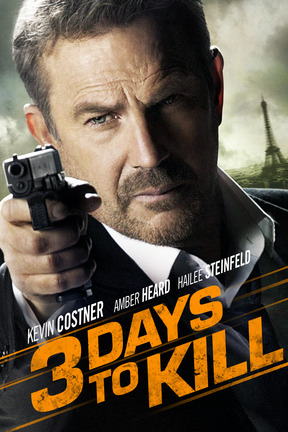 poster for 3 Days to Kill