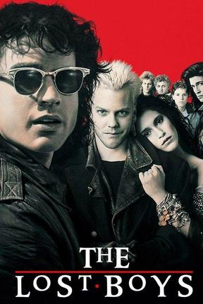 poster for The Lost Boys