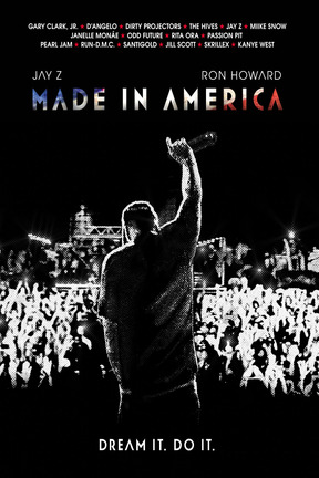 poster for Made in America