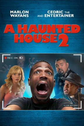 poster for A Haunted House 2