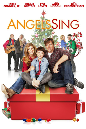 poster for Angels Sing