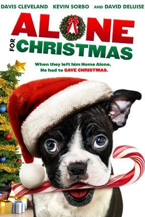 poster for Alone for Christmas