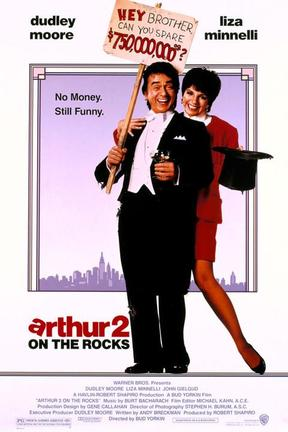 poster for Arthur 2: On the Rocks
