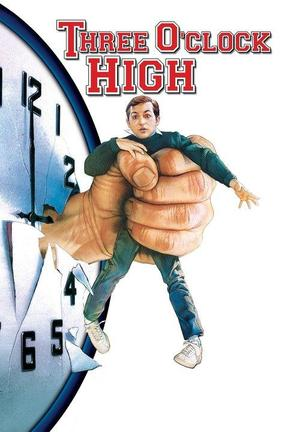 poster for Three O'Clock High