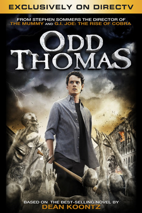 poster for Odd Thomas