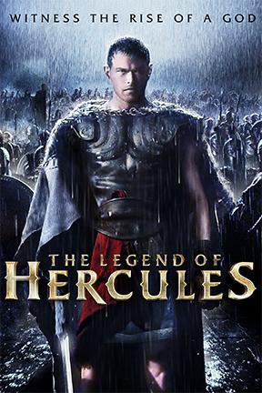poster for The Legend of Hercules