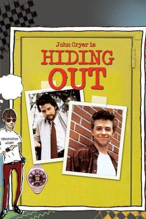 poster for Hiding Out