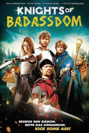 poster for Knights of Badassdom